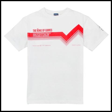ファミコン ドンキーコングTシャツ