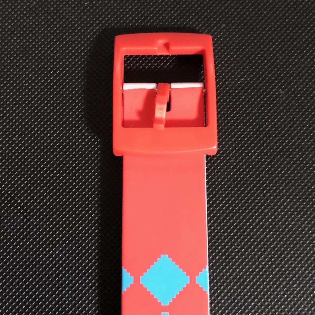 星のカービィ デジタルウォッチの尾錠